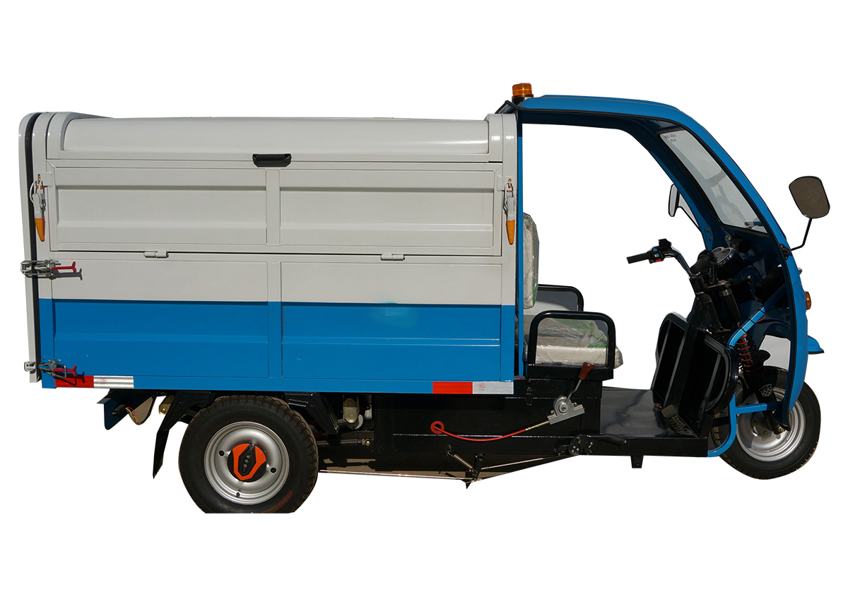 1.8米垃圾清运车