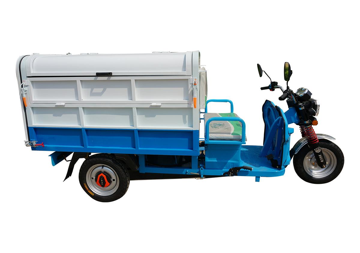 广州1.6米垃圾清运车
